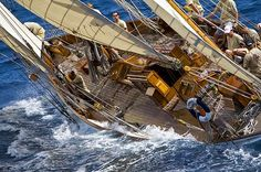 Rolex Veteran Boat Rally in Porto Cervo, Sardina, Italy