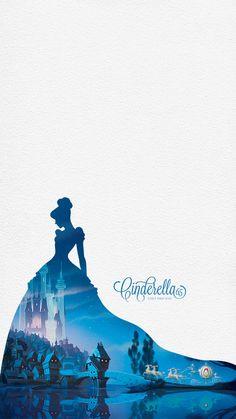 Disney Princess Cinderella Smartphone wallpaper