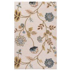 Jaipur Rugs Floral Leaves and Vines Indoor Area Rug - RUG127624