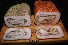 Domowy wyrób. Coś do chleba i talerza.: Słonina rolowana How To Make Sausage, Sausage Making, Grilling, Low Carb, Nutrition, Cookies, Desserts, Food, Sausage Recipes
