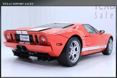 2005 Ford GT FORD GT GT40,ONLY 3K MILES,MCINTOSH,RED CALIPERS,BBS WHEELS | 1060911 | Photo 6 Full Size