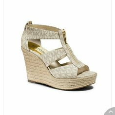Make Dillard's your one-stop shop for women's shoes, men's shoes and kids' shoes from all your favorite brands. Women's Shoes Sandals, Wedge Sandals, Wedge Shoes, Espadrille Wedge, Heels, Prom Shoes, Kid Shoes, Michael Kors Shoes, Womens Shoes Wedges