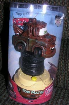 Disney Cars Tow Mater Talking Dashboard Car by Gemmy by Gemmy
