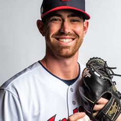 Cleveland Indians Shane Bieber during media day at the Indians spring training facility in Goodyear Arizona. Cleveland Rocks, Cleveland Indians, Goodyear Arizona, Indian Springs, Indians Baseball, American League, Spring Training, Major League, Diamond Are A Girls Best Friend