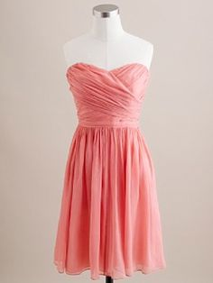 this was my homecoming dress freshman year! except it was a greenish color.