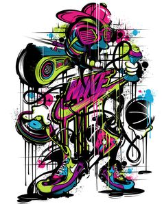 Nike on Behance. For more digital art, check out http://digitalart.io