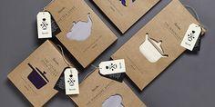 Spode Kitchen Textiles — The Dieline   Packaging & Branding Design & Innovation News