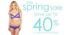The Spring Sale is on at Kallone.ca!