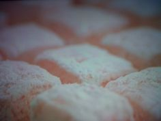 JR's Rose Water Marshmallows Featured On Rachel Allen: All Things Sweet