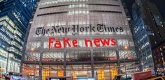 Fake News on Russia in the New York Times, 1917-2017 | Dissident Voice