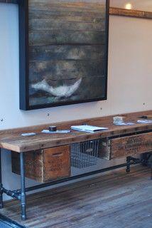 Work Station - desks - chicago - by UrbanWood Goods