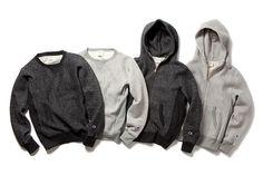 Image of Champion 2012 Fall/Winter Reverse Weave Sweatshirt Collection