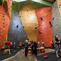 Seattle Vertical World - Climbing Walls by Elevate Climbing Walls