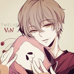 Zankyou no Terror -Twelve I love him so much.