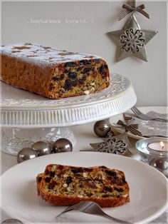 Good Food, Yummy Food, Christmas Baking, Banana Bread, Breakfast Recipes, Food And Drink, Menu, Xmas, Sweets