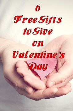 10 FREE Valentine's Day Gifts to ideas that show your love with your time or talent. Fun Valentines Day Ideas, Valentines Day Treats, Valentine Day Love, Valentine Day Crafts, Valentine's Day Crafts For Kids, Heart Day, Love Holidays, Love Days, Winter Fun