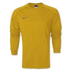 aad9c13a5 Nike Park II Soccer Goalkeeper Jersey (Yellow) Goalkeeper Shirts
