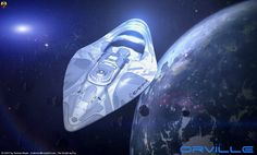 The Orville by Euderion