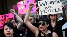 The Women's March on Washington is expected to draw as many as 200,000 people to the nation's capital on Saturday — an impressive turnout for an event kicked off by a five-word Facebook post written on election night.