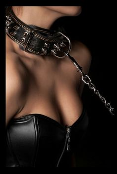 Collar... For your slave education