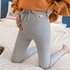 Exceptional mom to be detail are offered on our website. Read more and you will not be sorry you did. Maternity Tights, Leggings Sale, Slim Pants, Fashion Sale, Leggings Fashion, Pants For Women, Denim, How To Wear, Spring