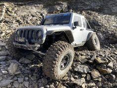 Jeep Brute, Monster Trucks, Vehicles, Radio Control, Car, Vehicle, Tools