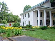 Appalachian Quilt Trail headquarters at Clinch-Powell RC Council, Rutledge, TN