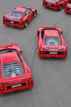 formfreu.de » 25 Jahre Ferrari F40