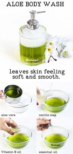 Aloe vera is a well-known skin softener and cleaner. It also makes a great ingredient in homemade beauty recipes. If you have normal to dry skin, the below aloe vera…