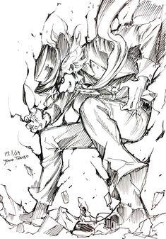 Edmond Dantes by Yana Toboso (Kuroshitsuji Mangaka Drawing Faces, Cool Drawings, Drawing Sketches, Croquis Drawing, Comic Drawing, Character Design Animation, Character Art, Manga Drawing Tutorials, Perspective Art