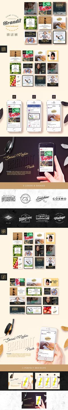 #Freebies : Beautifully crafted multipurpose social media banners pack for #lifestyle #businesses, #bloggers and #creatives. Social media banners are optimized for #Instagram, #Advertisement #Promotional #Facebook and #Pinterest. Ideal for your #website, #blog, social media posts.