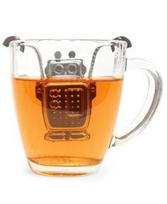 Who doesn't love Robot Tea? ^_^