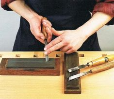 About Sharpening & Maintenance Channel