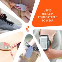 Using the clip, comfortable to wear.  #SFIT #DESIGN #INDIEGOGO #SKINCARE #Fitness