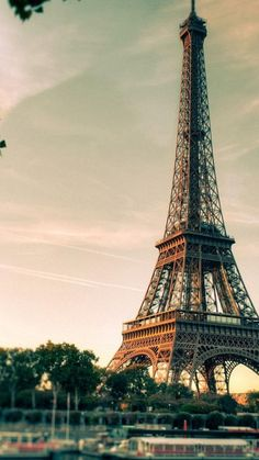 Eiffel Tower, Paris, France I have seen this in person, wonderful trip