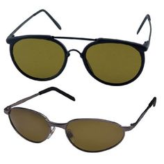012078c4c81 (Set) Eagle Eyes Extreme Triple Filter Polarized Sunglasses As Seen On TV