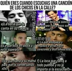 Soy la C (le contagie a mi mamá la onda directioner), D, E y F 😂 One Direction Jokes, I Love One Direction, 1d Quotes, Zayn, 5sos, Larry Shippers, Thanks For Everything, First Love, My Love