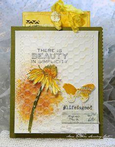 Image result for Tim Holtz Cling Rubber Flower Garden Stamp Set, 7 x 8.5