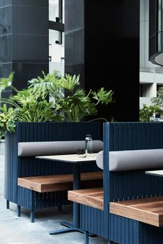 Design studio Biasol designs Middle Eastern-inspired Melbourne restaurant.