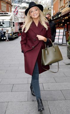 Emma Bunton from The Big Picture: Today's Hot Pics  Baby Spice, indeed. The singer doesn't age!