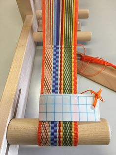 Details about how to build tablet card loom hand weaving cd – Artofit Inkle Weaving Patterns, Weaving Textiles, Bead Loom Patterns, Loom Weaving, Card Weaving, Tablet Weaving, Cultural Crafts, Inkle Loom, Felted Slippers