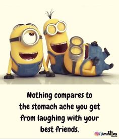 Minion Humor, Minions Quotes, Funny Sayings, Funny Jokes, Hilarious, Fun Quotes, Life Quotes, Minion Rock, Best Friend Bucket List