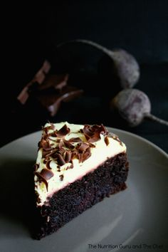 GF healthy-chocolate-beetroot-cake,The combination of sweet earthy beetroots with the familiar taste of chocolate was just heavenly
