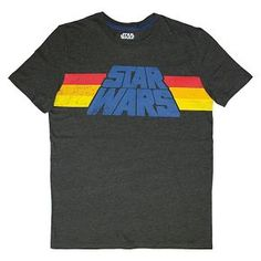 Men's Star Wars T-Shirt Charcoal Heather