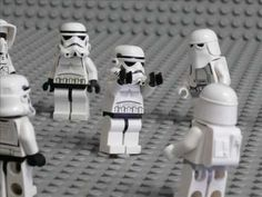 Lego Star Wars / U Can't Touch This - I'm only repinning this so Brady can watch it later :)