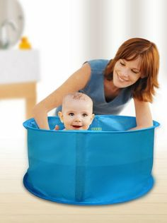 Bañera plegable Pop-Up Saro Baby