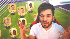 تشكيله رخيصه بهجوم جلاااد !! فيفا18 | FIFA18