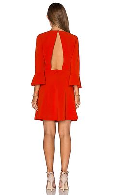 Shop for Lucy Paris Bell Sleeve Dress in Orange at REVOLVE. Free 2-3 day shipping and returns, 30 day price match guarantee.