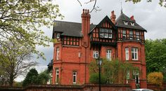 The house was considerably extended by Watson Fothergill between 1875 and Vernacular Architecture, Unique Buildings, Old English, Medieval Fantasy, Nottingham, Towers, Britain, Centre, England