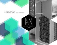 PORTAFOLIO ARQUITECTURA ALEXANDRA NOGUERA  Arquitectura y Diseño Interior